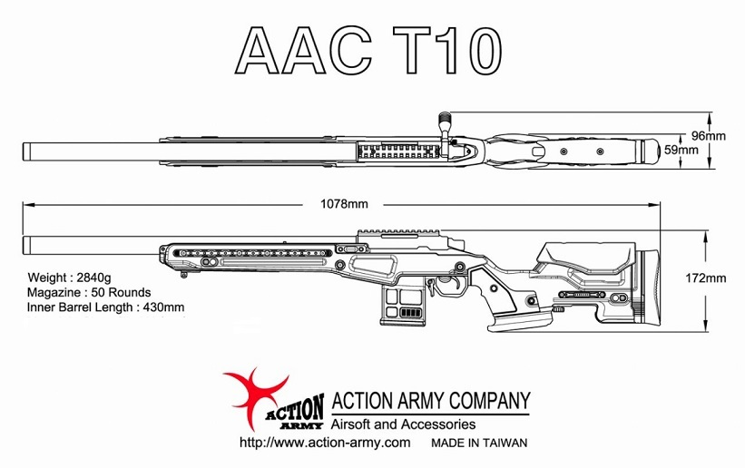 AAC-T10FDE